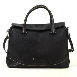 Esprit Katrina Flap City Bag Schwarz 106EA1O026-E001 Schultertasche