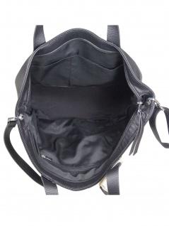 Esprit Damen Handtasche Tasche Henkeltasche Fiona city bag Schwarz - Vorschau 2