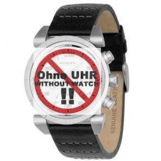 Fossil Ersatzband Uhrenarmband LB-CH2493