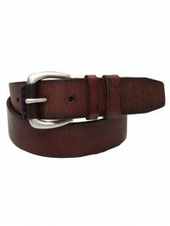 Esprit Herren 113EA2S027-E206 DN Vintage Belt Braun Hosengürtel 85 cm