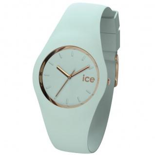 Ice-Watch ICE.GL.AQ.U.S.14 ICE GLAM PASTEL Aqua Unisex Uhr mint
