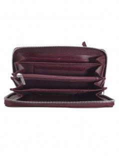 Esprit Damen Geldbörse Portemonnaies Honey Zip Rot 118EA1V029-600 - Vorschau 2
