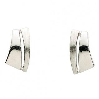 Basic Silber 01.1113 Damen Ohrstecker Silber