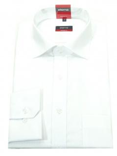 Eterna Hemd Langarm 4060/00/X187 Modern Fit Weiß Gr. L/41 Herren - Vorschau 1
