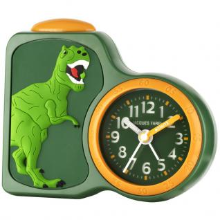 JACQUES FAREL ACB06DINO-G Dinosaurier Wecker Junge Alarm grün