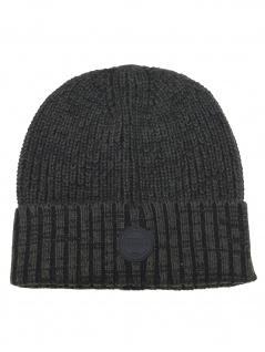 Esprit Mütze Beanie Marl Knit Beanie OneSize Schwarz 109EA2P004-300