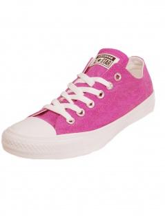 Converse Damen Schuhe CT All Star Ox Pink Leinen Sneakers Gr. 37, 5 - Vorschau 2