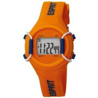 Esprit ES900624001 Kinderuhr sports star orange Chronograph Licht