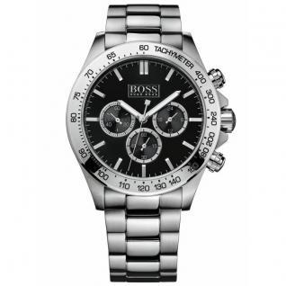 Hugo Boss Chrono 1512965 Uhr schwarz