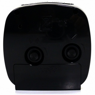 W&S Wecker 201352-schwarz leise Sekunde - Vorschau 2