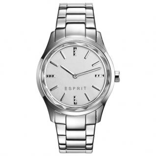 Esprit ES108842001 esprit-tp10884 silver Uhr Damenuhr Edelstahl silber
