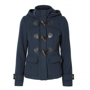 Vero Moda Winterjacke Jacke Damen MELLA Daisy Short Jacket Blau Gr. XS