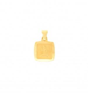 Gerry Eder 24.9022JU Anhänger Jungfrau 14 Karat (585) Gelbgold Gold