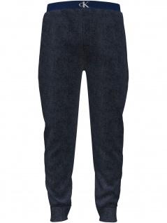 Calvin Klein Herren Jogginghose Jogger Blau 000NM2138E8SB