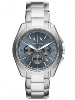 Armani Exchange AX2850 GIACOMO Uhr Herrenuhr Edelstahl Chrono silber