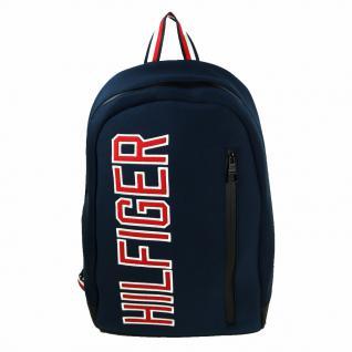 Tommy Hilfiger AM0AM02617-413 TH VARSITY Backpack Blau Rucksack 25L