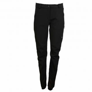 Mammut Damen Outdoor Softshell Hose Tatramar SO Pants Schwarz Gr. 38