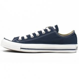 Converse Damen Schuhe All Star Ox Blau M9697 Chucks Sneakers Gr. 36