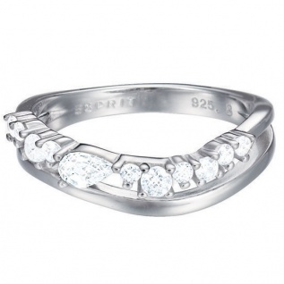 Esprit ESRG92847A Damen Ring esprit-jw50006 Silber weiß 50 (15.9)