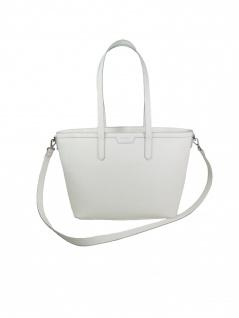 Esprit Damen Handtasche Tasche Henkeltasche Darlene Shopper Weiß