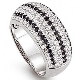 Basic Silber 53.EX440 Damen Ring Silber Gr.56 (17, 8) - Vorschau 1