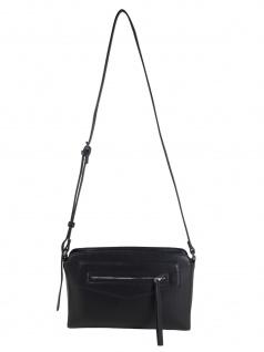 Esprit Damen Handtasche Tasche Kerry med shoulderbag Schwarz