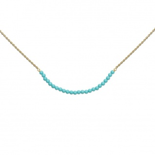 heart to get N245SGT15G Damen Collier Show your true colors gold 43 cm