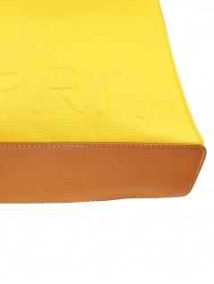 Esprit Damen Handtasche Tasche Drew Hobo shoulderbag Gelb 050EA1O309 - Vorschau 4