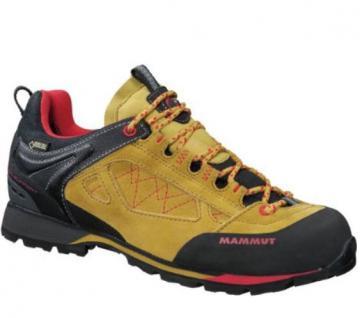 Mammut Damen Schuhe Ridge Low GTX R Women Braun 3020 Wanderschuhe 42