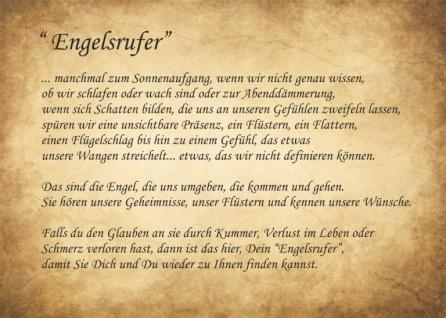 Engelsrufer ERP-ANGEL-R Damen Anhänger Engel Sterling-Silber 925 weiß - Vorschau 3