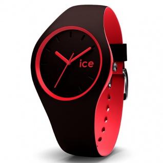 Ice-Watch 012972 ICE duo chocolat coral medium Uhr Damenuhr braun
