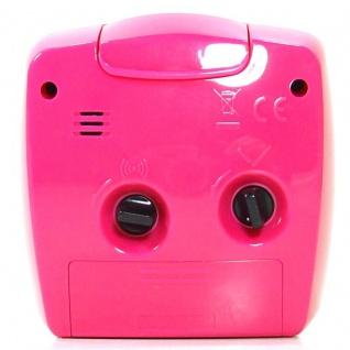 W&S Wecker 201351-pink leise Sekunde - Vorschau 2