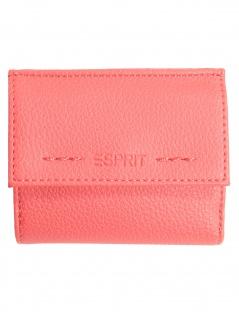 Esprit Damen Geldbörse Portemonnaies Lea S wallet Rot 019EA1V006-640