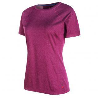 Mammut Damen T-Shirt Kurzarm Trovat Pro Women Sportshirt Beere S