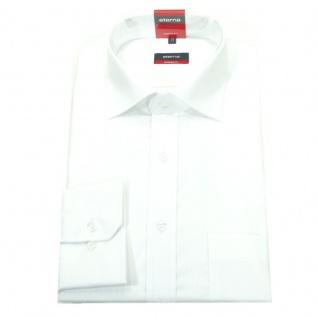 Eterna Herrenhemd 1100/00/X177 Modern Fit Weiß Gr. L/41 - Vorschau