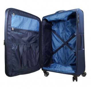 Travelite Capri 4 Rollen Blau 66 cm Trolley 67 L Koffer 89848-20 - Vorschau 4