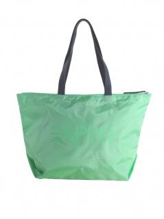 Esprit Damen Handtasche Tasche Shopper Cleo shopper Grün 019EA1O020