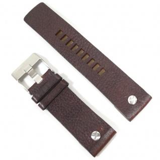 Diesel Uhrband LB-DZ1197 Original Lederband DZ 1197