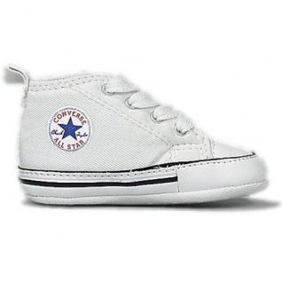 Converse Babyschuhe First Star Weiß 88877 Größe 20