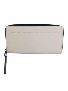 Esprit Damen Geldbörse Portemonnaies Darcy zip Beige 048EA1V001-295