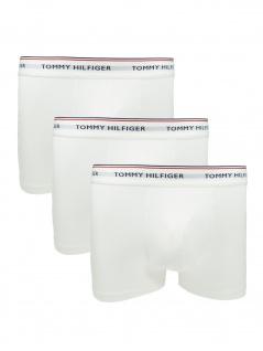 Tommy Hilfiger Herren Boxershort 3er Pack Trunk XXL Weiß 1U87903842