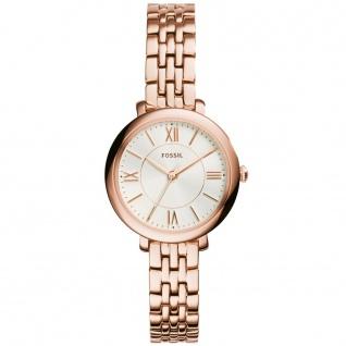 Fossil ES3799 JACQUELINE Uhr Damenuhr vergoldet rosé