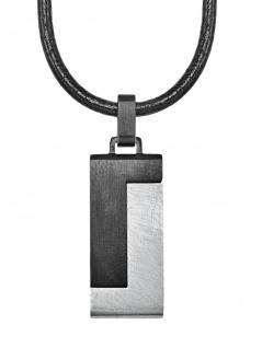s.Oliver 2024238 Herren Collier Edelstahl Silber 50 cm - Vorschau