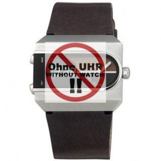 Fossil Uhrband LB-JR9121 Original Lederband für JR 9121