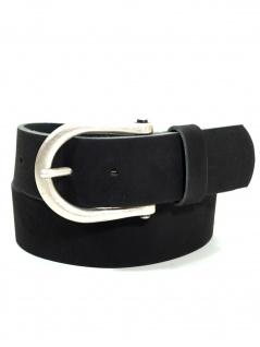 Esprit Herren 123EA1S001-E001 Basic Puls Belt Schwarz Gürtel 85 cm