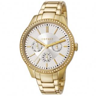 Esprit ES107132006 alice gold Uhr Damenuhr vergoldet Datum gold