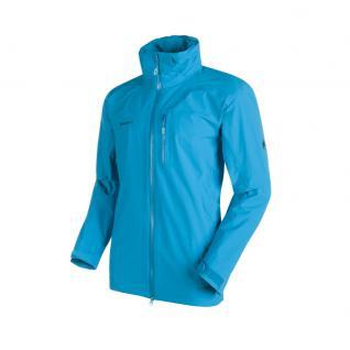 Mammut Herren Jacke Runbold HS Jacket Men Blau Outdoorjacke Wandern XL
