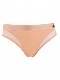 Tommy Hilfiger Damen Unterwäsche Slip Bikini Gr. XS Orange UW0UW01047