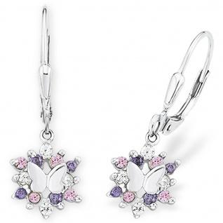 Prinzessin Lillifee PLFS/80 Mädchen Ohrringe Schmetterling Silber
