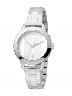 Esprit ES1L105M0265 Tact Uhr Damenuhr Edelstahl Silber